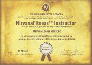 Nirvana inštruktor